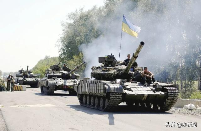 一触即发官网 重兵集结,内战一触即发?乌克兰