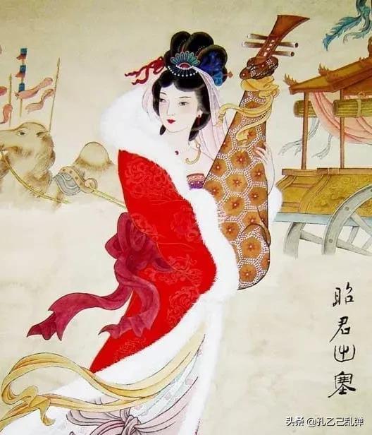 """台州夜网 :历史的"""" 四大美女""""都是有谁?"""