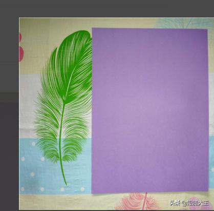教师节礼物手工树叶制作过程,折纸----立体树叶贺卡?