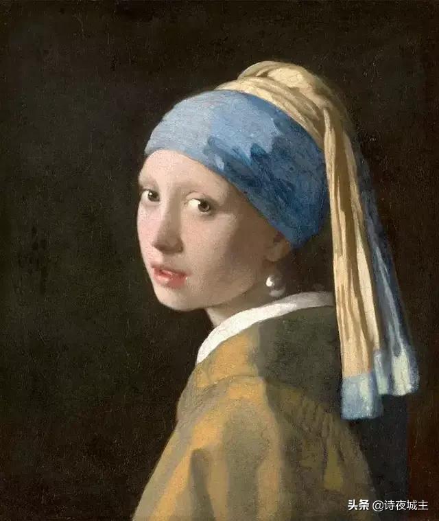作为艺术爱好者,你如何评价荷兰画家维米尔的画风?插图4