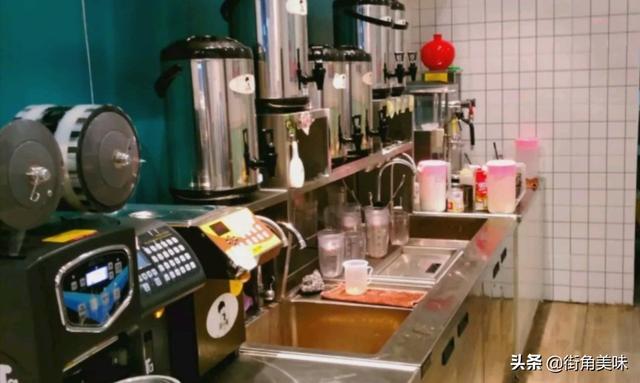 奶茶店是一个暴利的产业吗?卖奶茶很暴利是什么意思