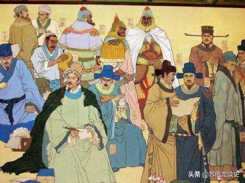 为什么唐朝分为初唐、盛唐、中唐、晚唐,而其他朝代没有这样划分?