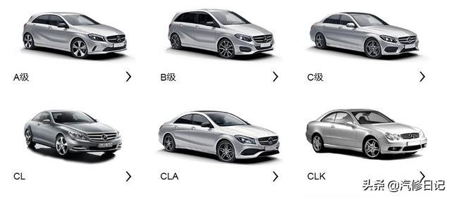 怎么看奔驰车的型号 奔驰车怎么区分型号 奔驰车的型号是怎么划分的?