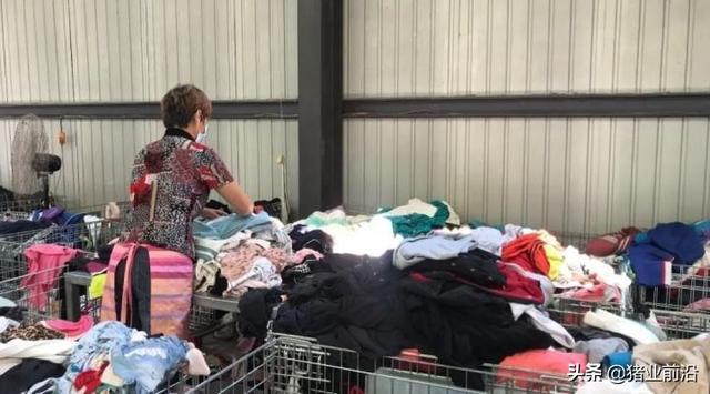 在城镇乡村回收旧衣服怎样,去哪找销路?能赚