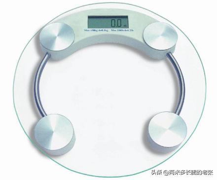 电子称和体重秤称的重量不一样 家用秤体重的电