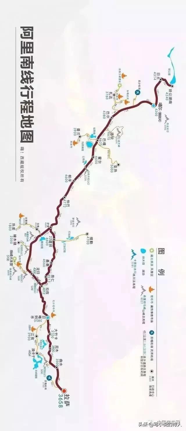 即将开始环中国游,希望有经验的人提供几条备选路线?插图5
