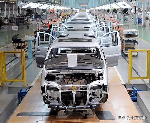 汽车制造,如何看待当前汽车制造业发展前景?