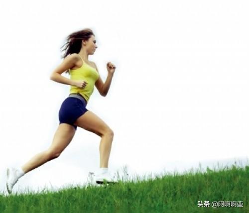 跑步图片唯美,跑步对人的外貌影响有多大?