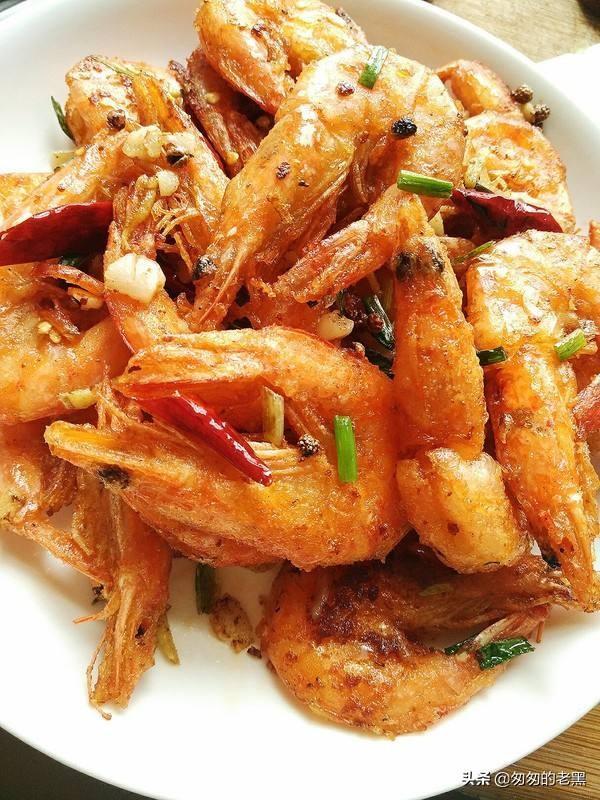 被灼过水的冰冻虾怎么做好吃?(水灼大虾的做法)