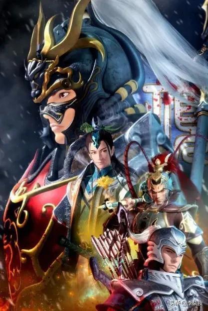 《秦时明月》中的诸子百家实力该如何排名,哪家实力最强?