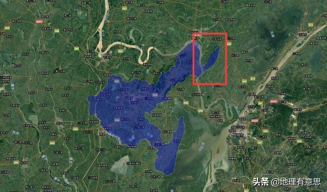 湖北湖南分界线什么湖(湖南湖北为什么叫两广)