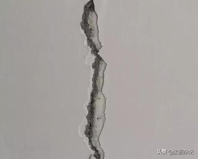 墙体裂缝处理(墙体结构性裂缝怎么处理)