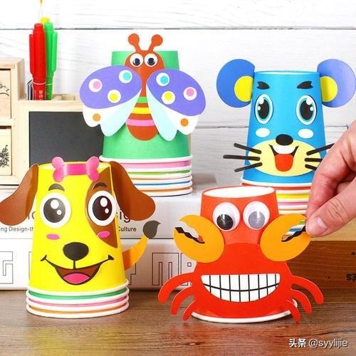 幼儿园小朋友儿童节礼物手工,可以教小朋友制作哪些手工?