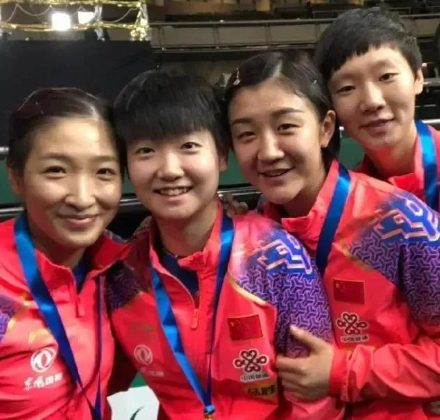 为什么很多人都说伊藤美诚最有可能在东京奥运夺冠?(伊藤美诚有多高