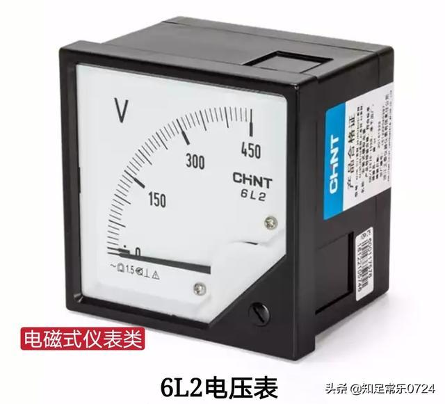 电能仪表,万用表及钳表是否电磁式仪表?