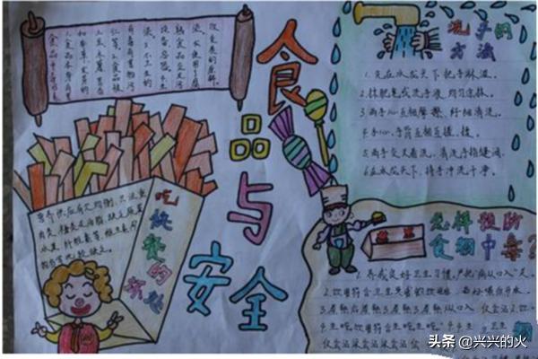 4.15全民国家安全教育日的手抄报怎么画?(图4)