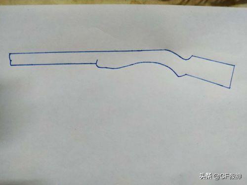 scp简笔画,和平精英S686的皮肤怎么画?