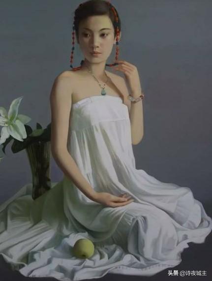 诺兰模型,如何评价绘画大师诺兰的油画画风?