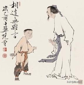 中国画分能、妙、神、逸四格,范曾的画达到逸格了吗?