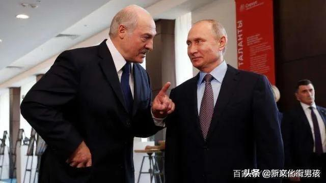 """卢卡申科访俄,再谈两国的""""一体化""""议题,这"""