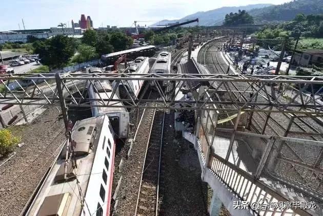 台湾铁路名字怪怪的 台湾铁路事故频繁发生的原