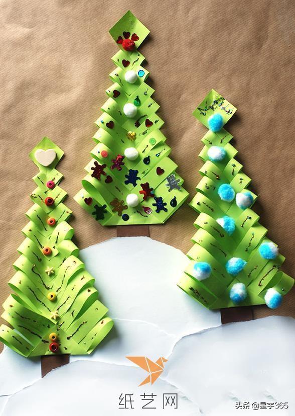 圣诞节礼物盒海绵剪纸,让亲密感飙升的亲子游戏有哪些?