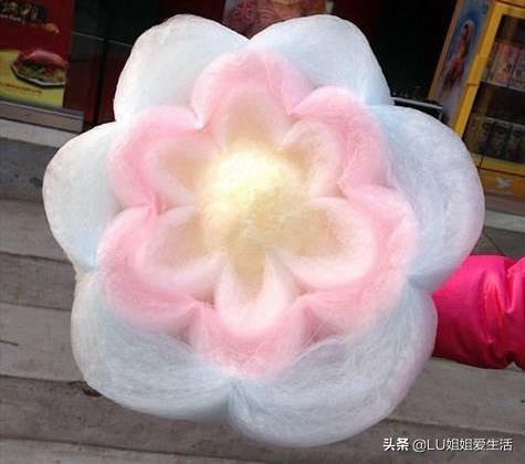 一斤白糖能做多少棉花糖?
