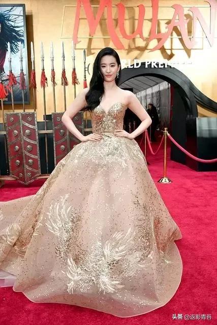 明星红毯最美造型、明星红毯造型奇葩、明星走红毯 造型插图7