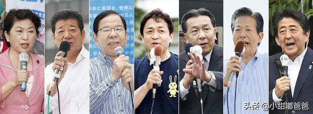7月21日,日本举行议会改选,安倍晋三能稳操胜