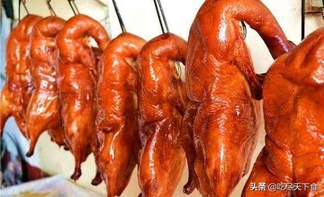 木炭烤鸭怎么烤才不欠火也不过火?