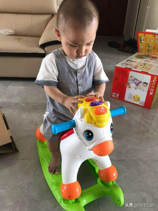 一岁半儿童节礼物,一岁半的宝宝适合玩什么玩具?