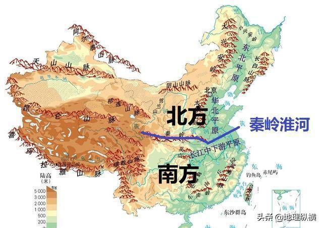 降雨临界线北移  中国降雨线已经北移,北方暴雨