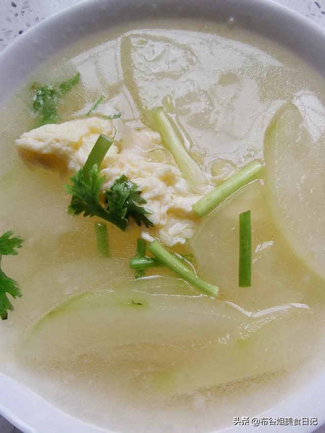 瑶柱虾米焖冬瓜的做法有哪些?