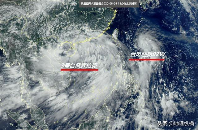 4号台风黑格比为什么会不断增强,有可能去安徽