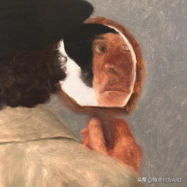 画画图案,有哪些构图惊艳的绘画作品?