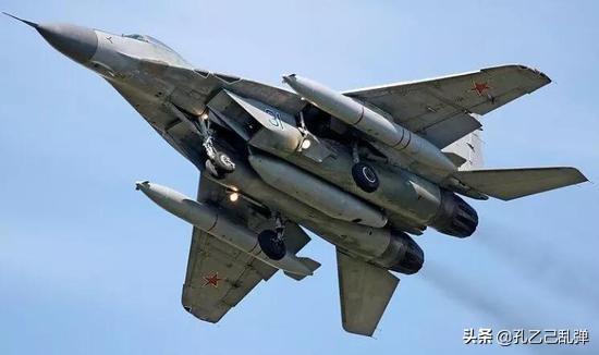 蒙古国获俄罗斯赠送2架米格-29战机,蒙古空军会