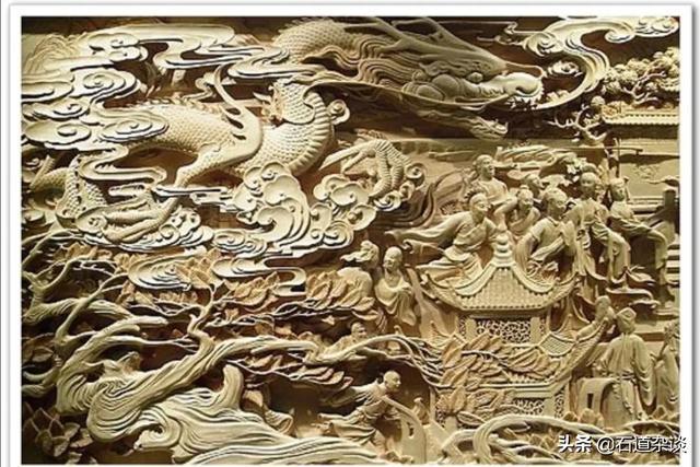 木雕图片,你们有哪些让人眼前一亮的木雕?