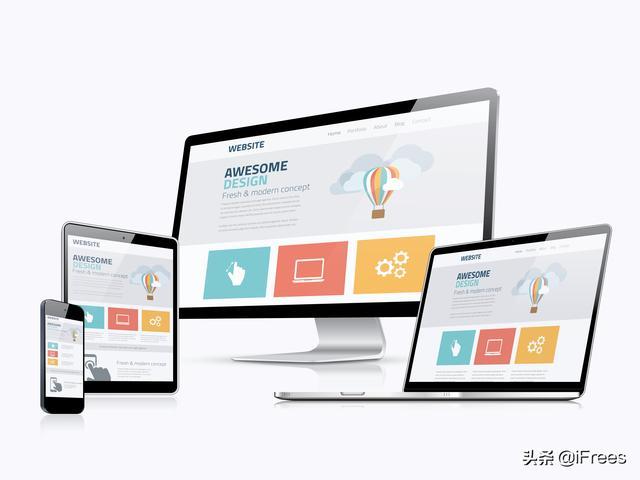 响应式网站设计开发,响应式网站设计实训报告